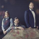 Emil Brandqvist Trio Lesungen und Konzerte